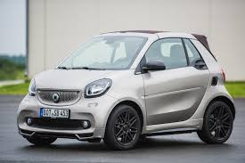 smart Brabus 15th Anniversary Edition Is A Birthday Cake With Four ...
