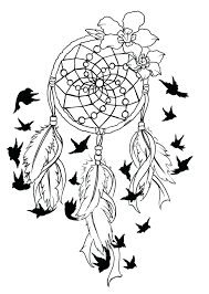 Cherokee Indian Dream Catcher Cherokee Indian Coloring Pages Coloring Page Native Cherokee 64
