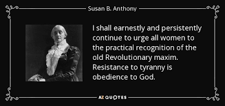 Susan B Anthony Quotes Delectable 48 QUOTES BY SUSAN B ANTHONY [PAGE 48] AZ Quotes