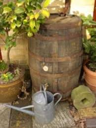 40 gallon rustic water