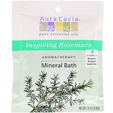 Aura Cacia <b>Ароматерапевтическое минеральное средство для</b> ...