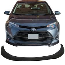 TOYOTA - FRONT LIP - PARTS
