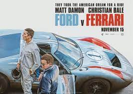 Here S The Trailer For Ford V Ferrari About The Gt40 S First Victory At Le Mans