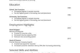 Free Pdf Resume Builder Resume Resume Builder Free Print Free Blank Resume Templates Pdf 75