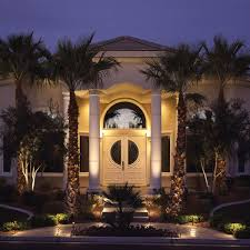 outdoor lighting can transform a property that is beautiful by day and make it mesmerizing by