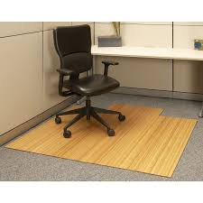 home depot bamboo chair mat for staples office hardwood floor mats hard floors chairs protector cha flooring desk with lip high clear plastic plexiglass