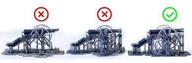 supports images experiment 3d printing supports that work ameralabs