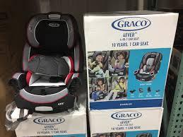 Graco 4Ever car seat $199+tax Costco B\u0026M YMMV - Slickdeals.net
