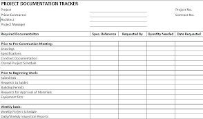 Sample Task List Template Project Management Project Follow Up Template