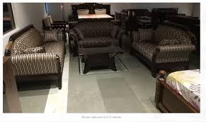 winster teak wood 3 2 2 sofa set