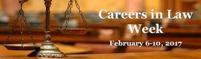 CAREERS IN LAW WEEK    Center for Career and Professional Advising Haverford College