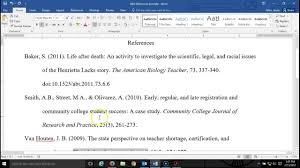 10 Apa Format Works Cited Page Mla Format