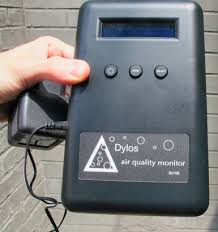 Dylos Dc1100 Pro Air Quality Chart Dylos Dc1100 Pro Air Quality Monitor Particle Counter