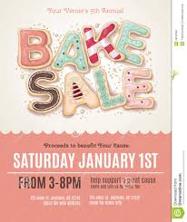 Bake Sale Flyer Templates Free Fun Cookie Bake Sale Flyer Template Download From Over 56