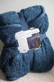 Members Mark Cozy Throw Blanket