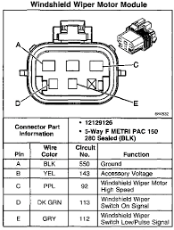 s10 wiper motor wiring diagram s10 wiring diagrams online hope it helps wiper motor wiring