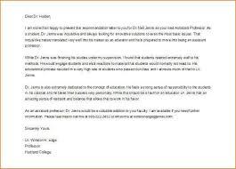 14 Job Recommendation Letter Formal Letter