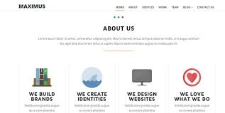 one page website template 20 best responsive html5 onepage website templates
