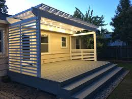 Garage Patio Designs Patio And Pergola Renovation Complete Deck And Pergola