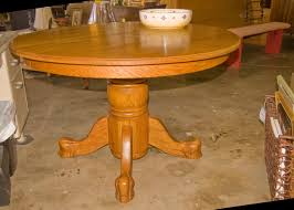 Round Wooden Kitchen Table Furniture Furniture Round Cream Granite Wooden Dining Table Top