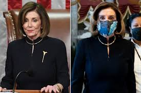 Nancy Pelosi Wears Symbolic Outfit to Oversee Trump's Impeachment (Again)