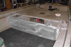 photos of aluminum boat deck ideas