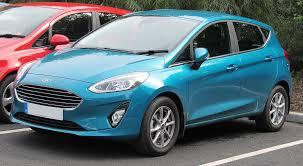 Ford Fiesta - Wikipedia