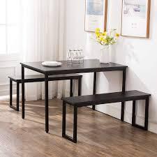Amazoncom Artist Hand Kitchen Dining Table Set Kitchen Dining