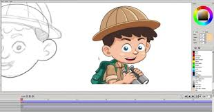2d animation software