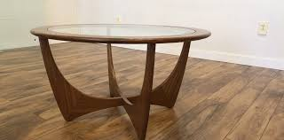 sold g plan astro mid century coffee table