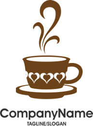 Creative coffee and cafe Logo Vector (.EPS) Free Download