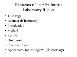 Apa Format Introduction Apa Format Basics And Introduction Ppt Video Online Download