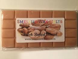 Fresh Baked Bread Wax Bar