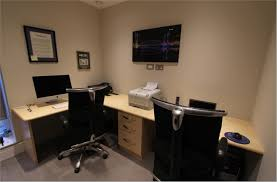 Home Office Furniture For Two People With Cool Workdesk Decoori Com  Creating A Productive Working Space The Ultimate Img