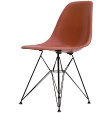 eames shell chair on original eiffel base s for sale at stdibs