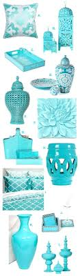 Turquoise Decorative Accessories Beauteous Turquoise Bathroom Decorating Ideas Grey Bathroom Decor Blue And