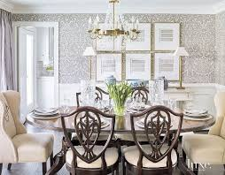 Marvellous Wallpaper For Dining Rooms 72 In Dining Room Design with  Wallpaper For Dining Rooms