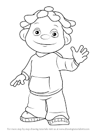 Small Picture Sid The Science Kid Coloring Page Coloring Home