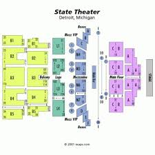 Barrow St Theater Seating Chart State Theatre Mi Seating Chart State Theatre Mi Tickets