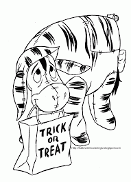 Small Picture Halloween Disney Coloring Pages qlyviewcom