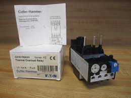 Cutler Hammer C316 Fna3h Thermal Overload Relay Range 1 7