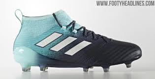adidas ace 17 1. adidas ace 17 primeknit ocean storm - energy aqua / white legend ink 1