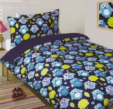 owl bedding for boys