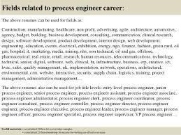 Top 5 Process Engineer Cover Letter Samples Brilliant Ideas Of Cover