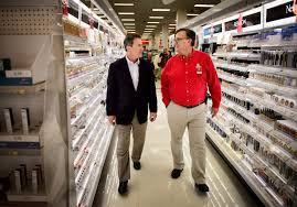 new target ceo cornell says he aims to learn listen initially brian cornell target s new ceo toured the nicollet mall target store in downtown minneapolis