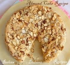Almond Cake Recipe Easy e Bowl Cake
