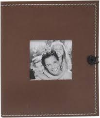 """<b>Фотоальбом</b> """"<b>Brauberg</b>"""", с рамкой для <b>фото</b>, цвет: коричневый, <b>36</b> ..."""