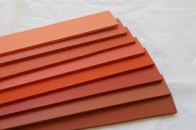 Paint Above From Top To Bottom Eight Orange Paint Colors For Front Door Pratt Lamberts Painted Lady Benjamin Moores Golden Gate Benjamin Moores Topaz Vrcrivco Curb Appeal Best Orange Paints For Front Door Gardenista