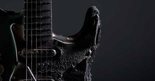 The death of the electric guitar - Washington Post