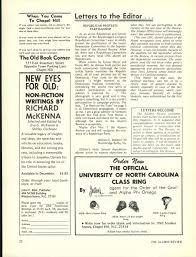 Carolina Alumni Review November 1972 Page 22